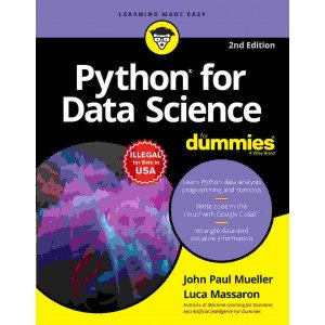 Python for Data Science For Dummies, 2ed