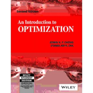 An Introduction to Optimization, 2ed
