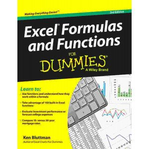 Excel Formulas and Functions for Dummies, 3ed