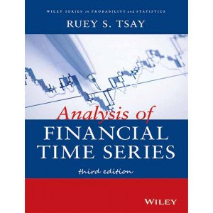 Analysis of Financial Time Series, 3ed