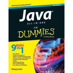 Java All-In-One for Dummies, 4ed