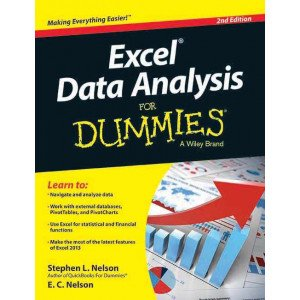 Excel Data Analysis for Dummies, 2ed