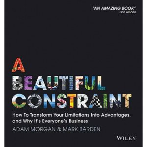 A Beautiful Constraint: How to Transform Your Limitations into Advantages and Why It\'s Everyone\'s Business