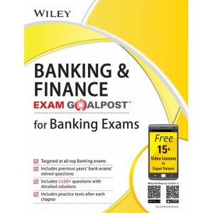 Wiley\'s Banking & Finance Exam Goalpost for Banking Exams