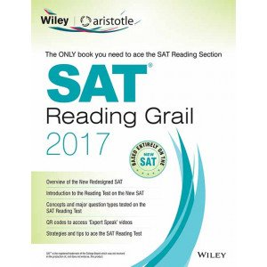 Wiley\'s SAT Reading Grail 2017