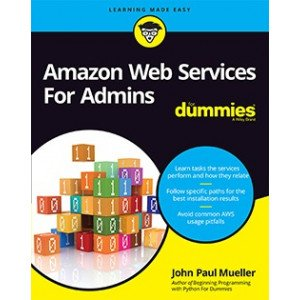 Amazon Web Services For Admins For Dummies