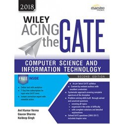 Wiley Acing The Gate: Computer Science and Information Technology, 2ed