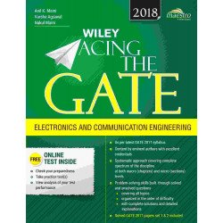 Wiley Acing The Gate: Electronics and Communication Engineering, 2018ed