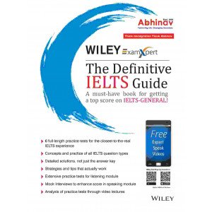 Wiley\'s ExamXpert The Definitive IELTS Guide