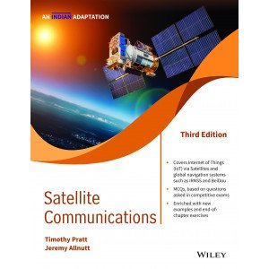 Satellite Communications, 3ed, An Indian Adaptation
