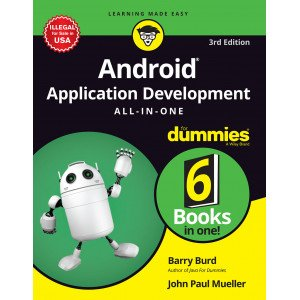 Android Application Development All-In-One for Dummies, 3ed