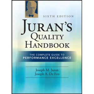 Juran\'s Quality Handbook: The Complete Guide to Performance Excellence 6/e