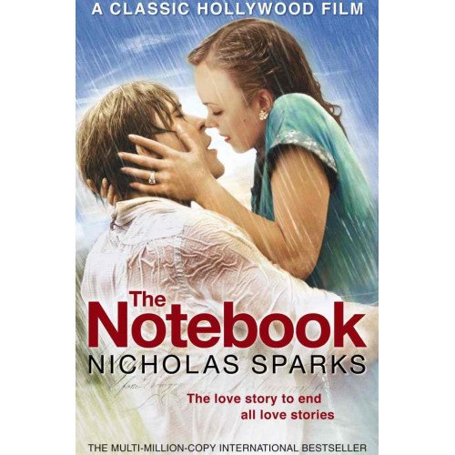 buy the notebook by nicholas sparks online at low price in