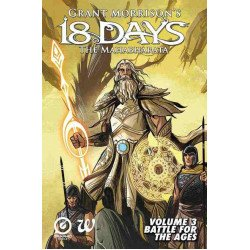18 DAYS THE MAHABHARTA: VOLUME III BATTLE FOR THE AGES