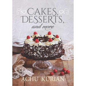 CAKES,DESSERTS AND MORE