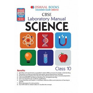Oswaal CBSE Laboratory Manual Class 10 Science Book (For March 2020 Exam)