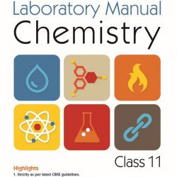 Oswaal CBSE Laboratory Manual Class 11 Chemistry Book (For March 2020 Exam)