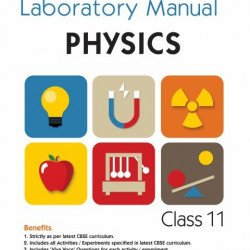Oswaal CBSE Laboratory Manual Class 11 Physics Book (For March 2020 Exam)