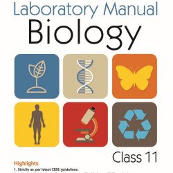 Oswaal CBSE Laboratory Manual Class 11 Biology Book (For March 2020 Exam)