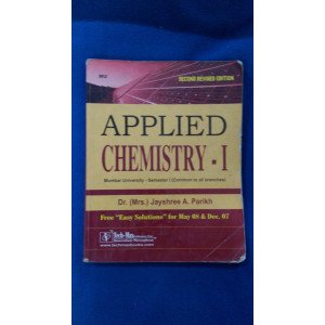 Applied Chemistry 1.c
