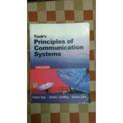 Taub's Principles of Coummunication Systems.c