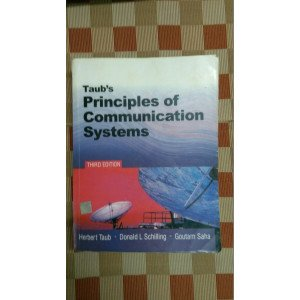 Taub\'s Principles of Coummunication Systems.c