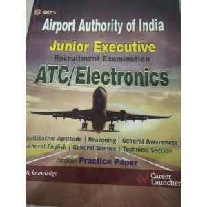 airport authority of india junior executive recruitment examination ATC/Electronics