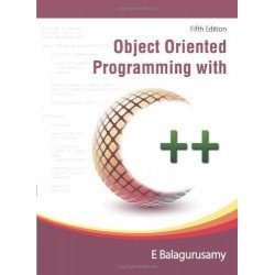 Object Oriented Programming with C++; Fifth Edition