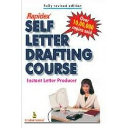 Rapidex Self Letter Drafting Course