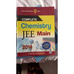 Complete Chemistry Jee Main
