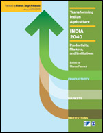 Transforming Indian Agriculture - India 2040 - Hardcover , English