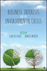 Business Interests and the Environmental Crisis - Hardcover , English