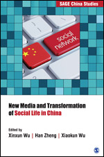 New Media and Transformation of Social Life in China - Hardcover , English