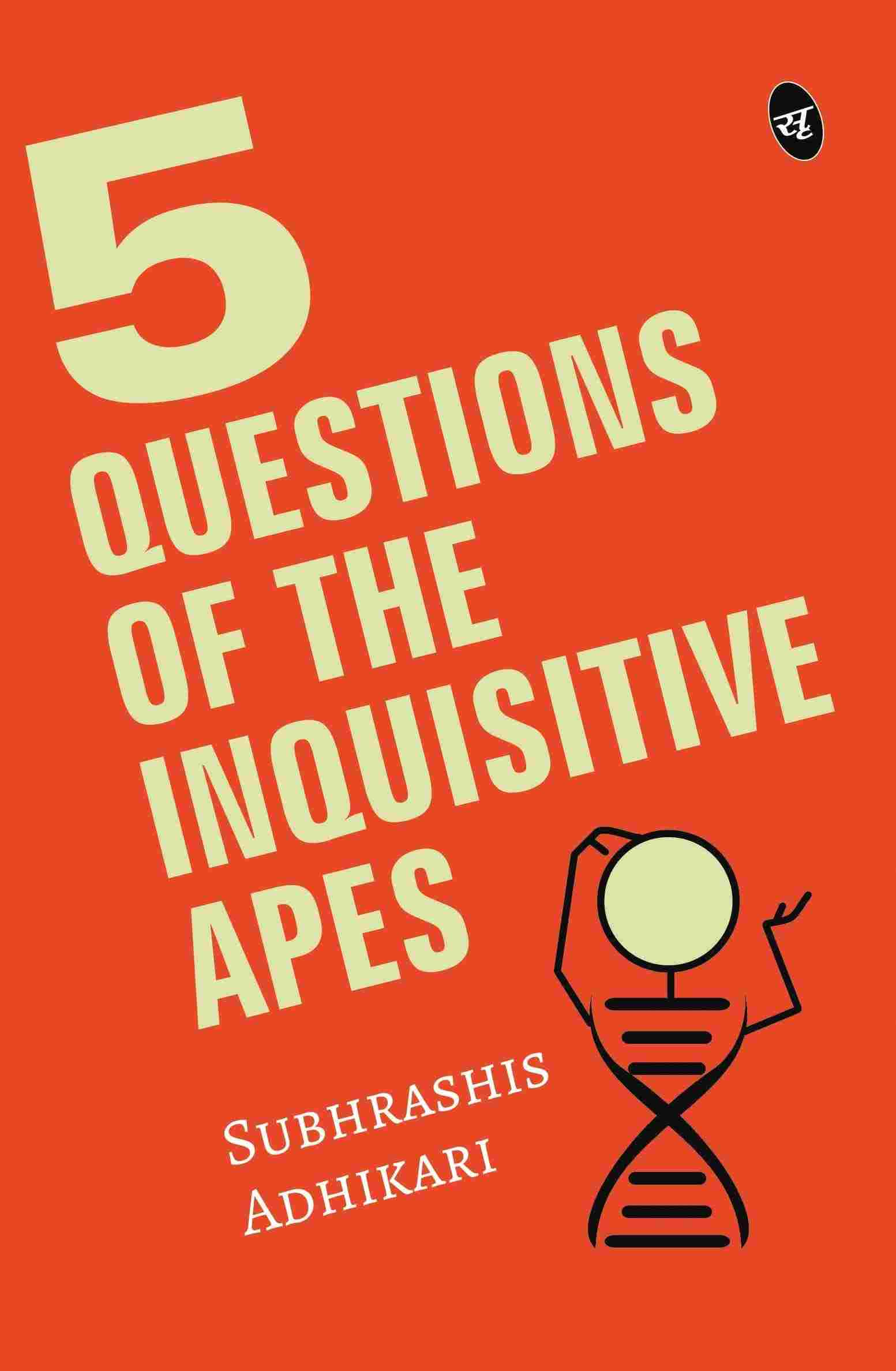 5 Questions of the Inquisitive Ape - Paperback