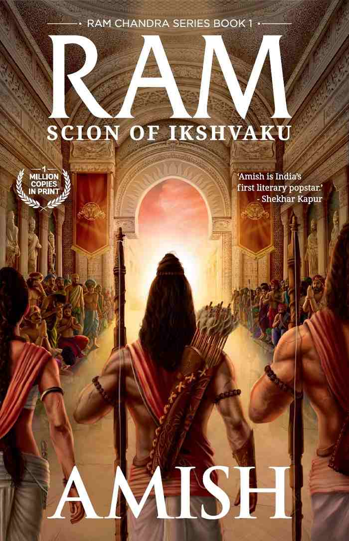 Ram -  Scion of Ikshvaku (Book 1 of the Ram Chandra Series)