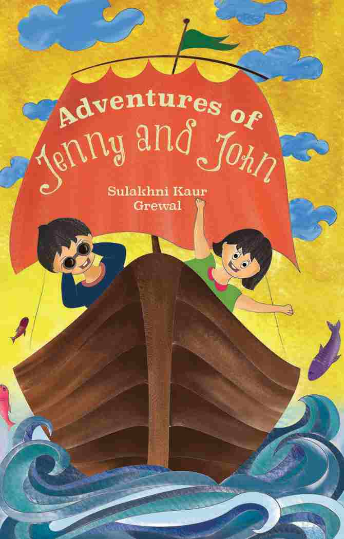 Adventures Of Jenny And John - E Book