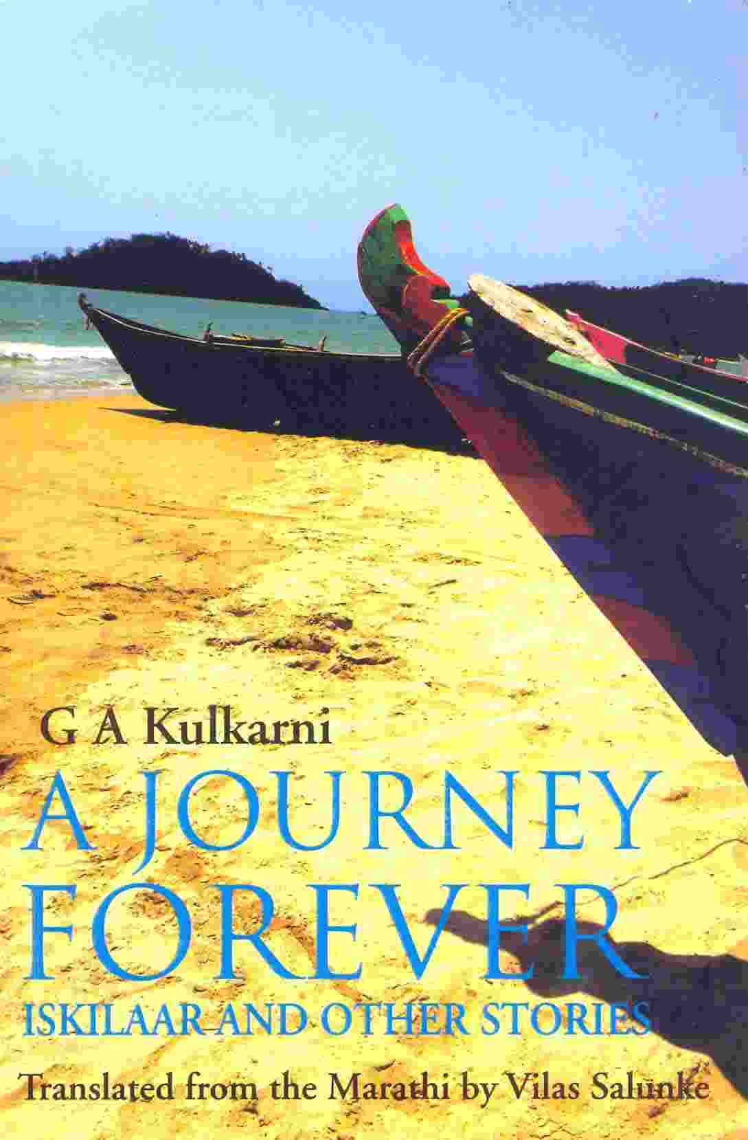 A JOURNEY FOREVER