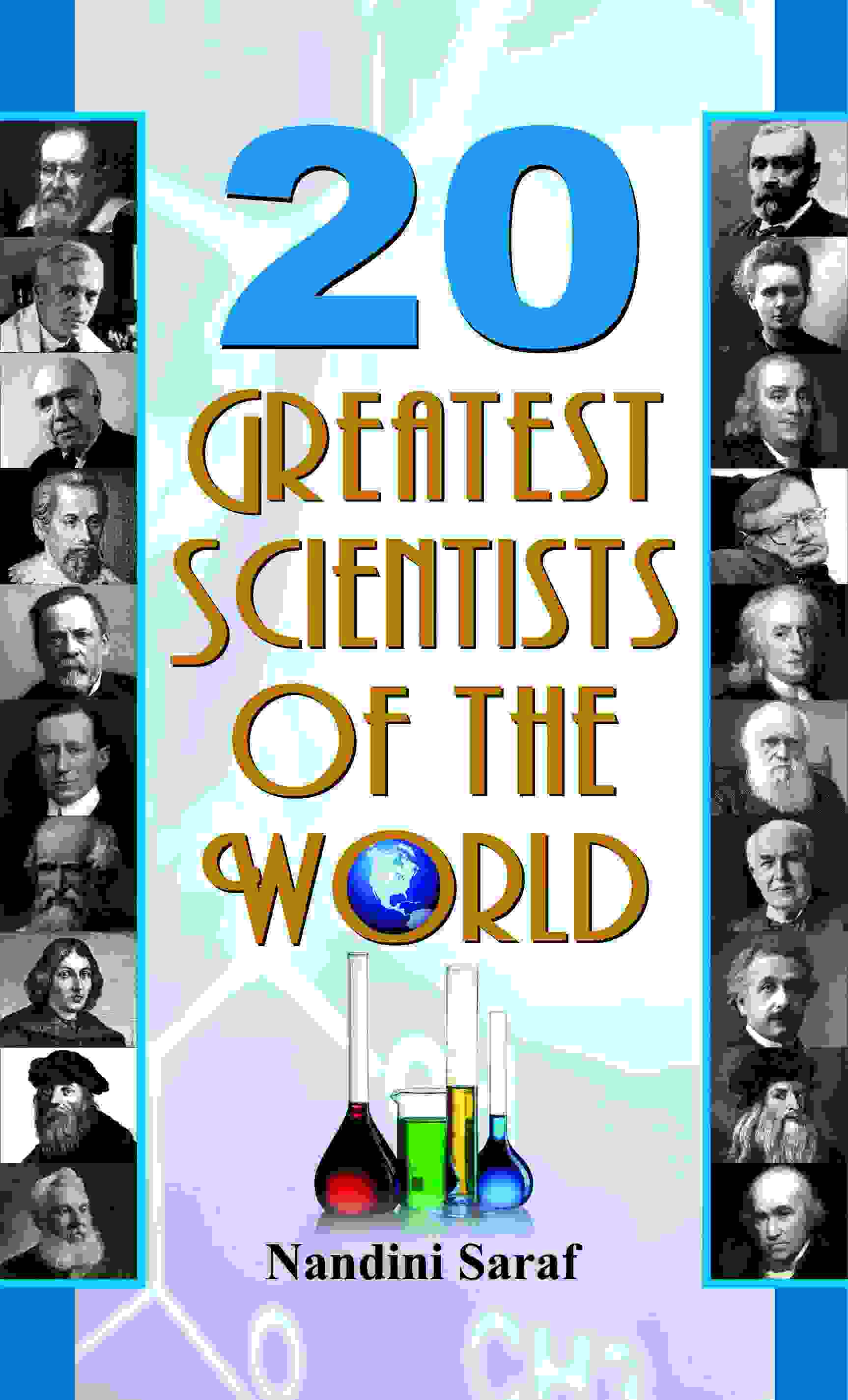 20 Greatest Scientists of The World