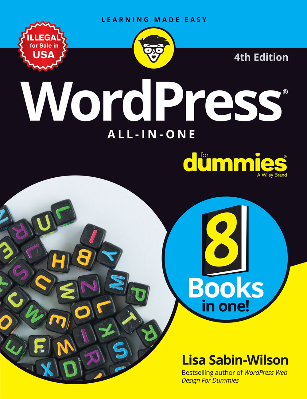 WordPress All - in - One For Dummies, 4ed