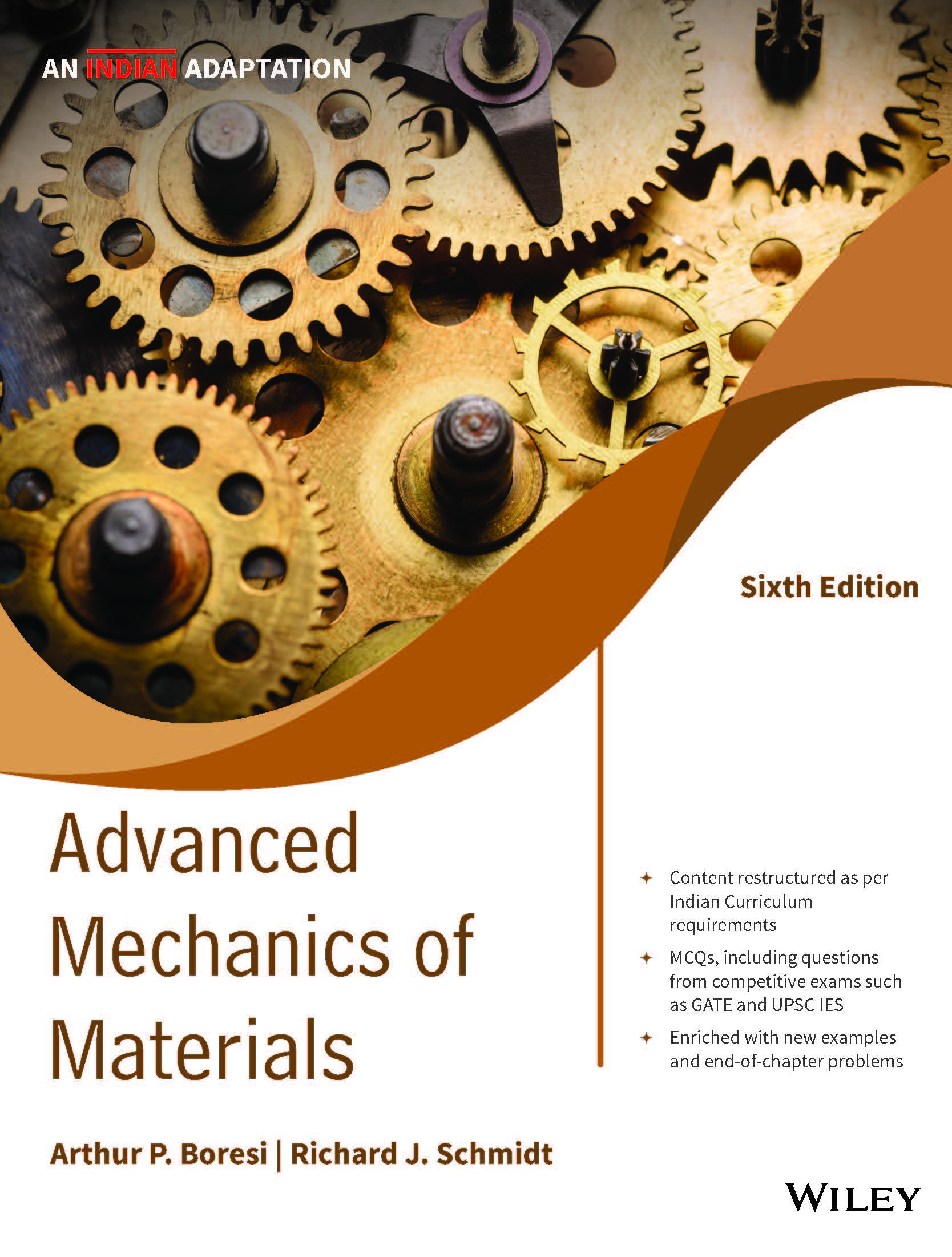 Advanced Mechanics of Materials, 6ed, An Indian Adaptaion