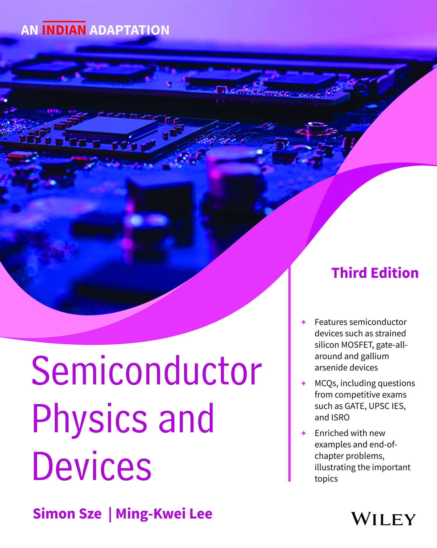 Semiconductor Physics And Devices, 3ed, An Indian Adaptation